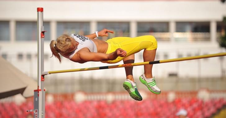Beatrice Puiu, campioană națională la heptatlon