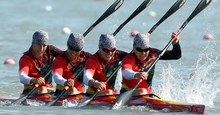 România participă la Campionatele Mondiale de kaiac-canoe tineret și juniori