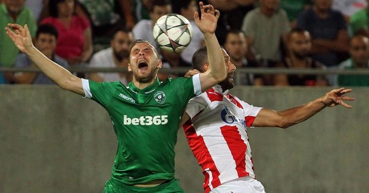 Ludogorets, calificată în play-off-ul Ligii Campionilor