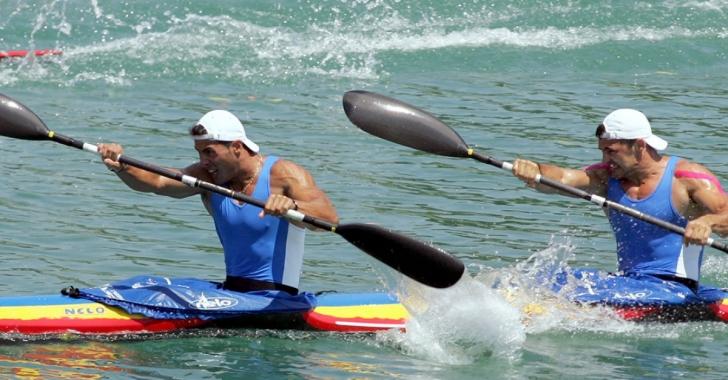 Campionatele Naționale de kaiac-canoe au loc la Bascov