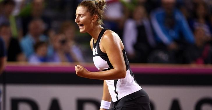 WTA Florianopolis: Begu cucerește al treilea trofeu al carierei