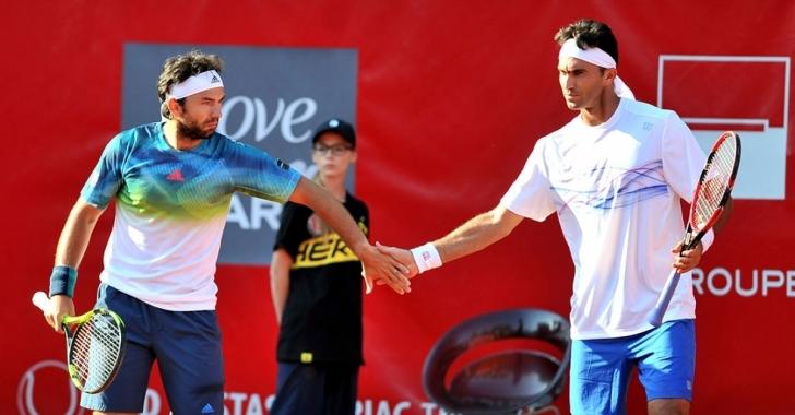 Rio 2016: Victorii în competiția de tenis