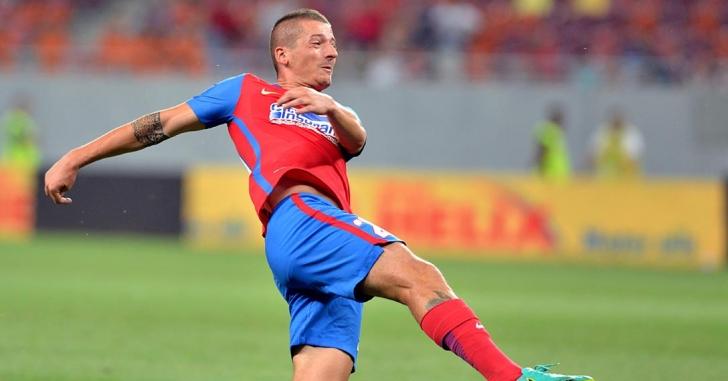 Liga 1: Achim aduce punctele pentru Steaua
