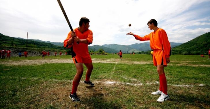 Brigada Gherăești câștigătoarea Cupei Satelor la oină