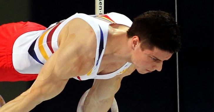 Rio 2016: Andrei Muntean, locul 6 în finală la paralele