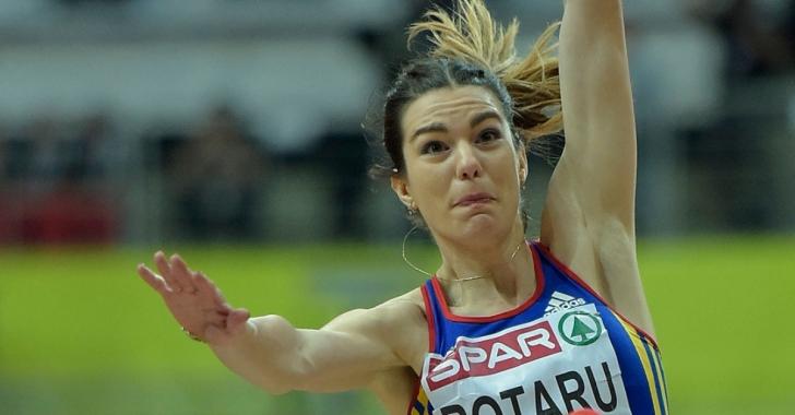 Rio 2016: Alina Rotaru, locul 18 la săritura în lungime