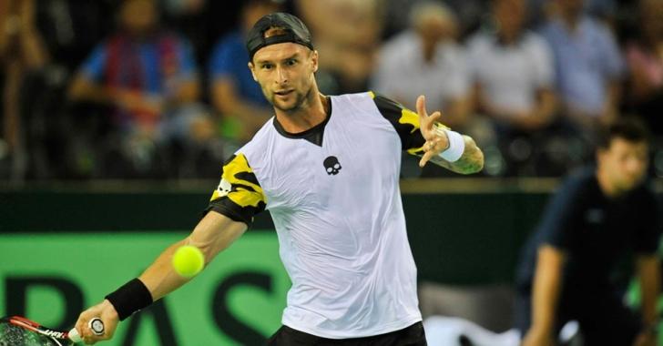 ATP Manerbio: Ungur avansează pe ambele tablouri