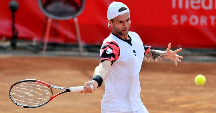 ATP Manerbio: Semifinală la dublu pentru Ungur