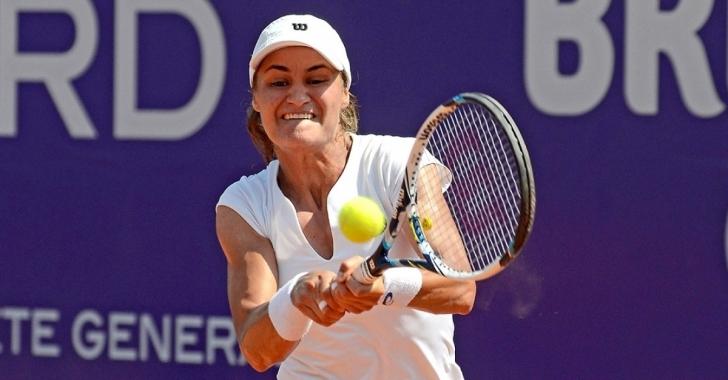 WTA New Haven: Niculescu joacă finala de dublu