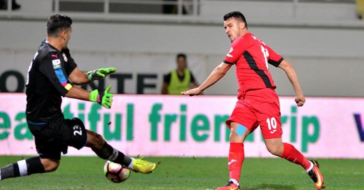 Liga 1: Budescu salvează un punct pentru campioană