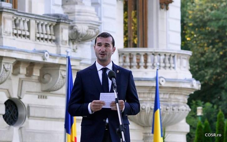 Alin Petrache și-a prezentat demisia din funcția de președinte al COSR