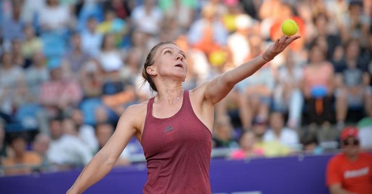 US Open: Halep trece în turul 3