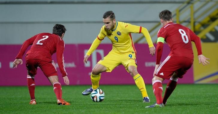 Meci oficial cu Luxemburg pentru tineret