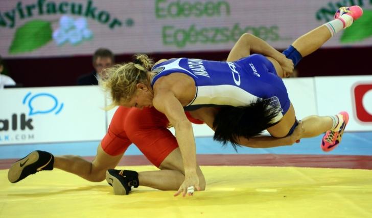 Două medalii românești la Campionatele Mondiale de lupte pentru cadeți