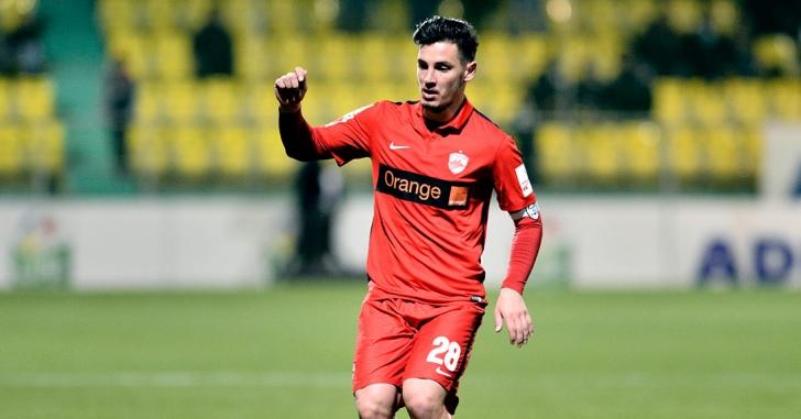 Paul Anton, gol pentru Getafe în victoria cu Real Oviedo