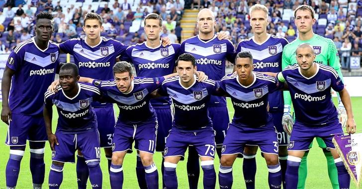 Anderlecht, o nouă victorie în campionatul belgian
