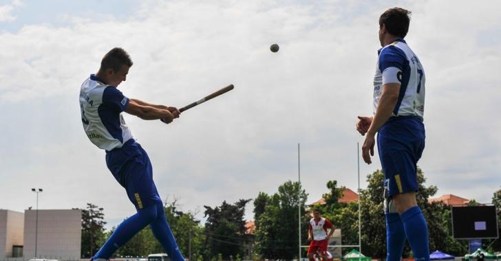 România promovează oina în Japonia