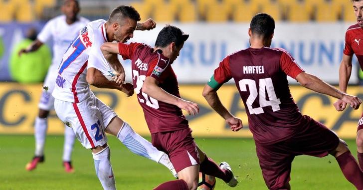 Liga 1: Boldrin, gol și assist pentru victoria Stelei