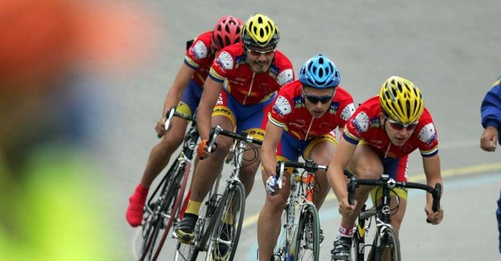 Campionatele Naționale de velodrom au loc la București