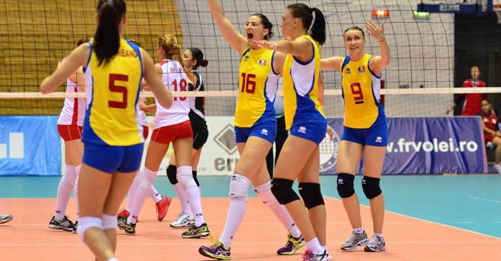 Pas spre Campionatul European pentru tricolore