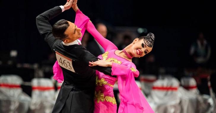 Dansatorii sportivi români  evoluează la campionatul mondial de la Boston