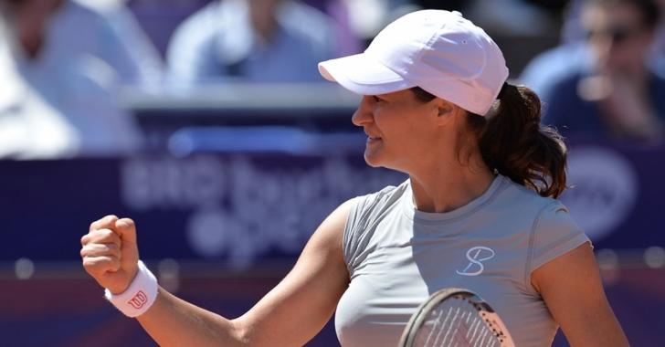 WTA Luxemburg: Niculescu, regină la simplu