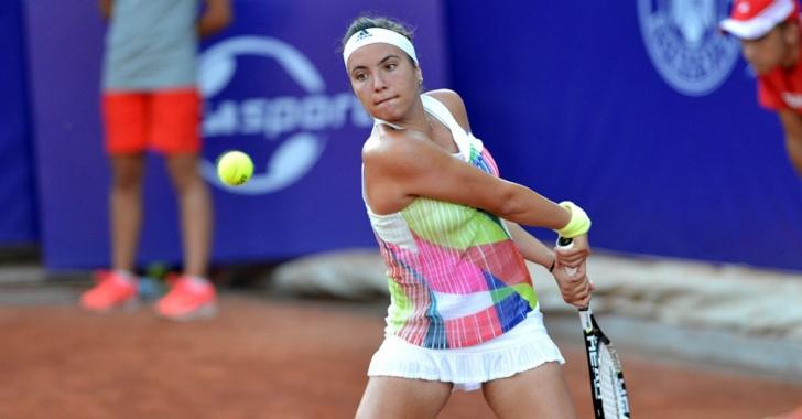 ITF Poitiers: Două românce în sferturi, una în finală