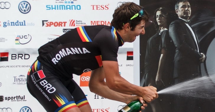 Eduard Grosu, campion național la ciclocros