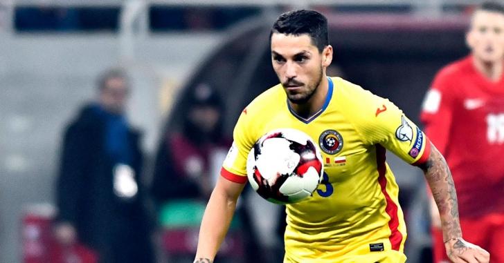 Nicolae Stanciu, la primul gol în campionatul belgian