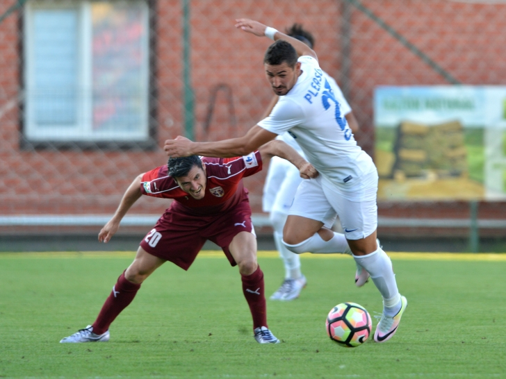 Liga 1: Pandurii - FC Voluntari 1-1