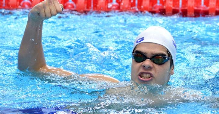 Nou record național stabilit de Robert Glință la Campionatele Mondiale