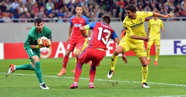 Europa League: Calificare ratată la mustață
