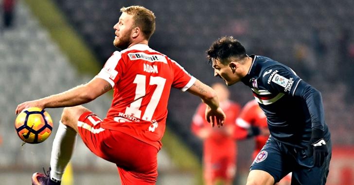 Liga 1: Nemec salvează Dinamo, Mingote pe ASA
