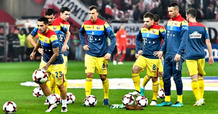 România încheie anul pe locul 39 în clasamentul FIFA