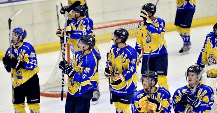 Liga MOL: Corona Brașov, a treia victorie consecutivă