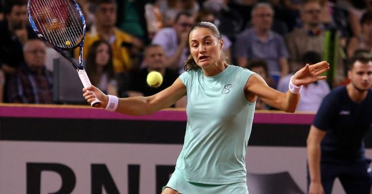 WTA Hobart: Niculescu trece în sferturi