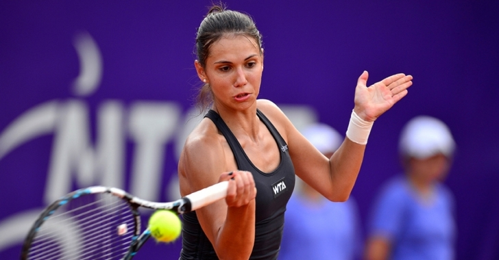 WTA Hobart: Olaru provoacă surpriza zilei