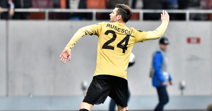 Dublă Raul Rusescu în Cupa Turciei