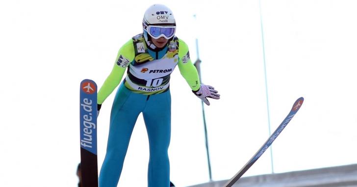 Dana Haralambie a luat 14 puncte la etapele de Cupa Mondială de la Râșnov