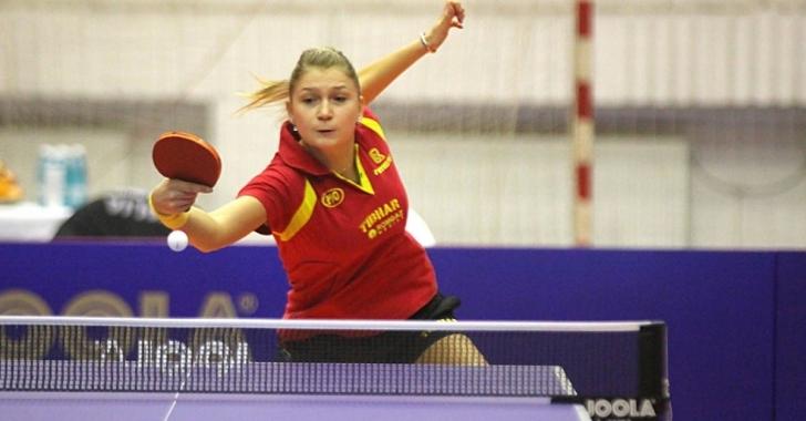 Două românce în sferturile ITTF Europe Top 16