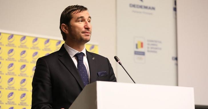 Alin Petrache a fost ales Președinte al FRR