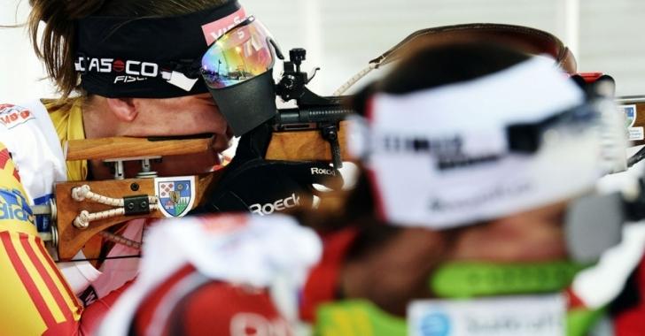 Locul 20 pentru ștafeta mixtă la Campionatele Mondiale de biatlon