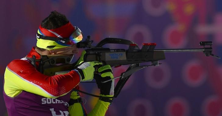 Comportare excelentă a biatloniștilor la Campionatele Mondiale