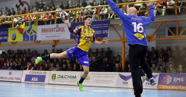 AHC Potaissa Turda, în sferturile Cupei Challenge