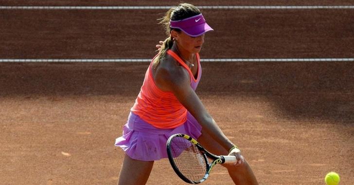 WTA Budapesta: Cîrstea rămâne singură pe tabloul principal