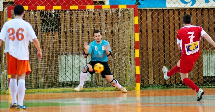 Gol decisiv marcat de portar în derby-ul Ligii I