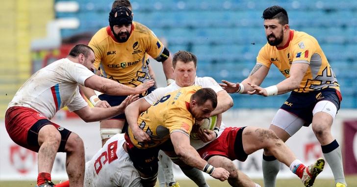 Rugby Europe Championship: Victorie cu bonus pentru Stejari la Soci