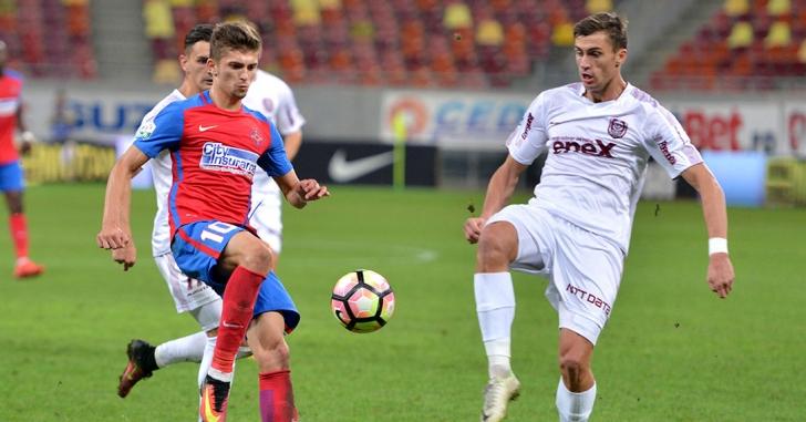 Liga 1: Programul sezonului play off / out 2016-2017
