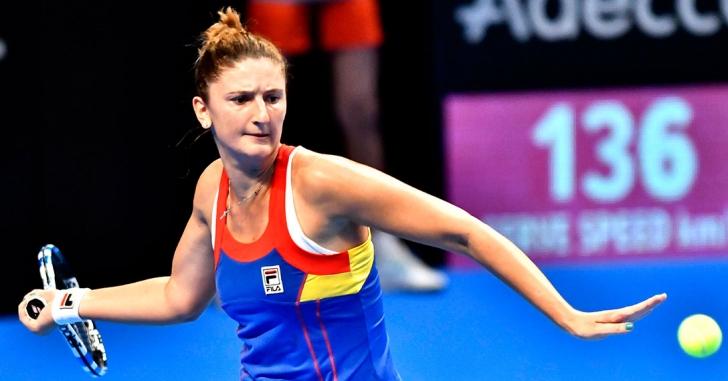 WTA Indian Wells: Begu urcă în turul 3, Niculescu iese și de la simplu