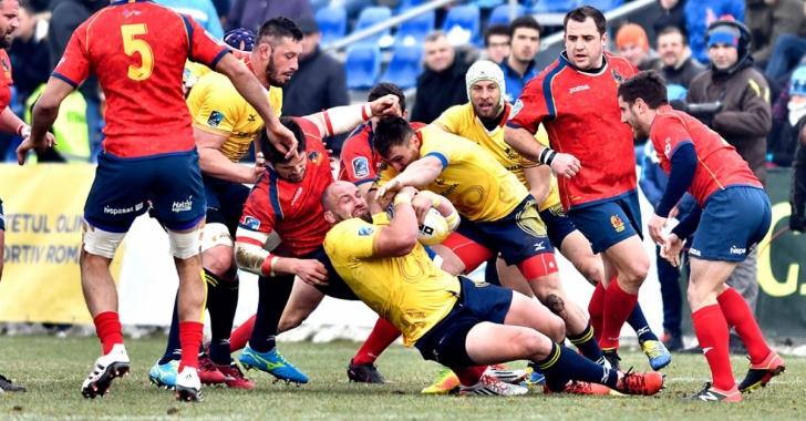 Rugby Europe Championship: Stejarii au luat bonus la Bruxelles